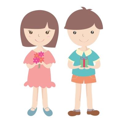NAVIDAD Y NIÑOS: DAR